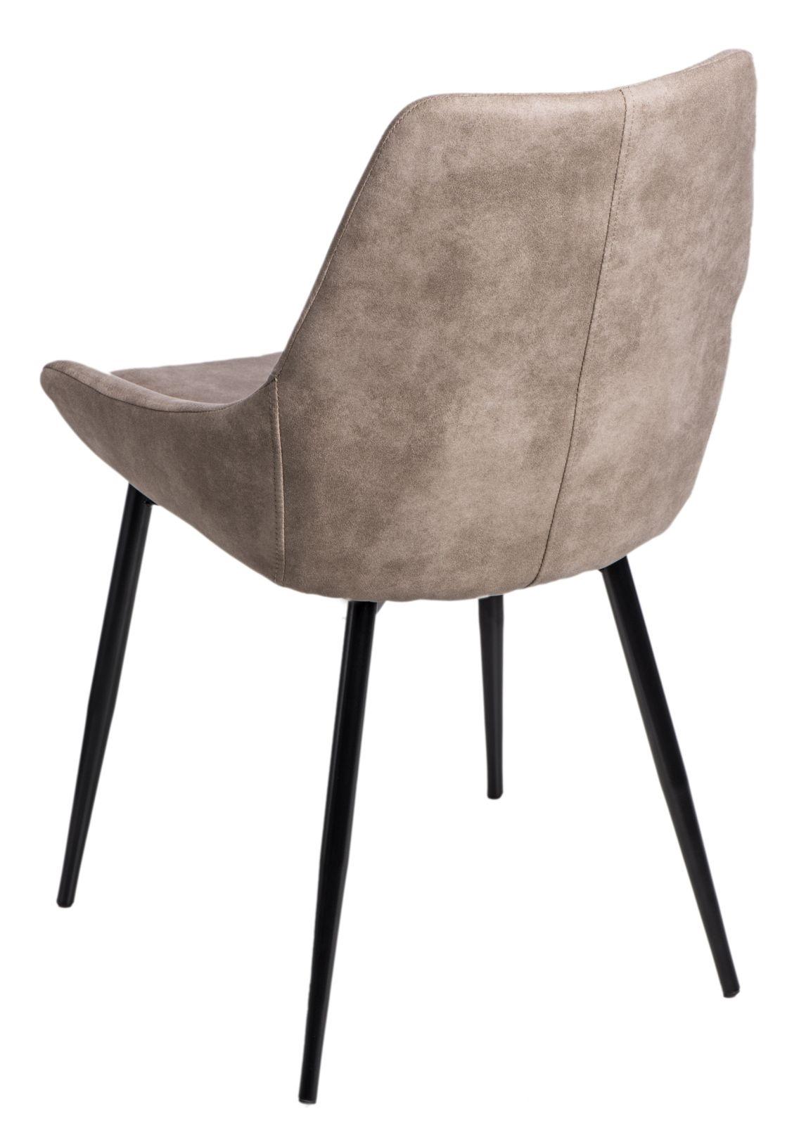 Krzesło Floyd Tapicerowane 4 Kolory Salon Jadalnia Gabinet