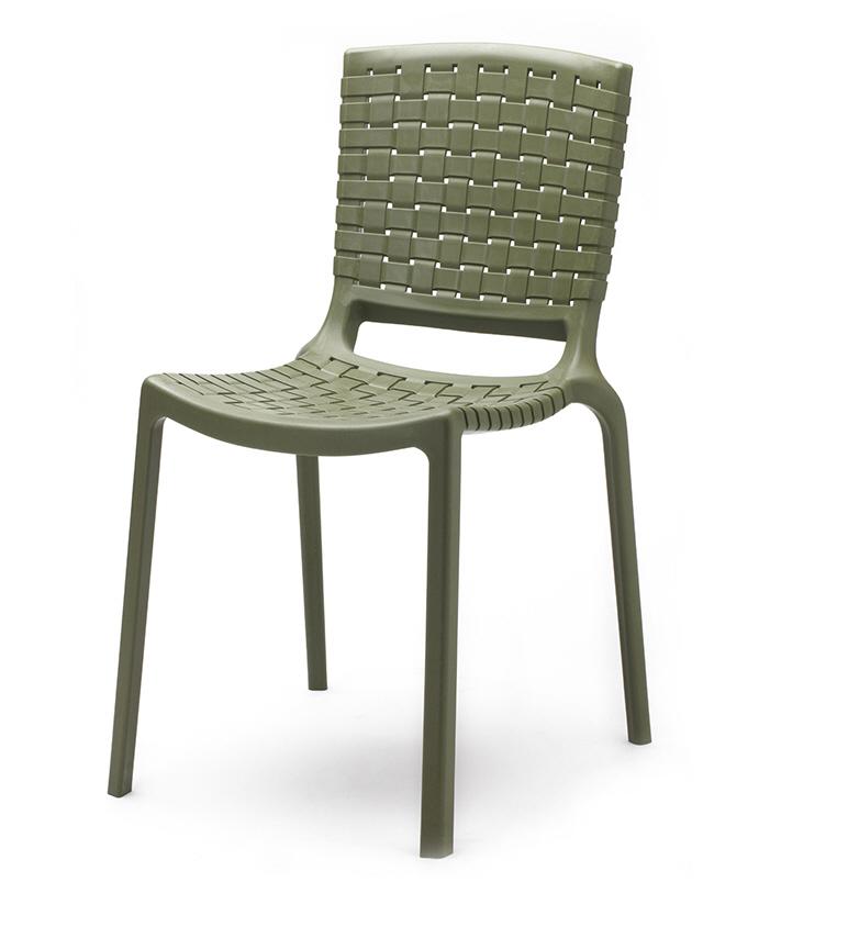 Krzesła Tatami Pedrali Do Kawiarni Restauracji Ogrodu