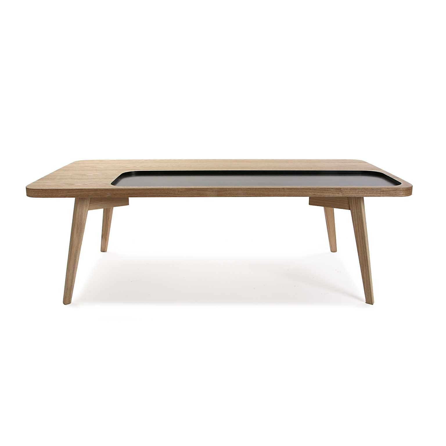 Stolik ARGOS black Central Table - Oryginał VERSA